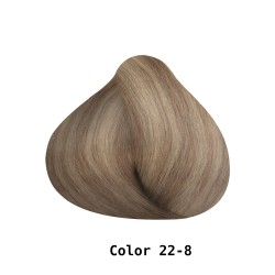 "Extensión Cortina 20"" Color 22/8"